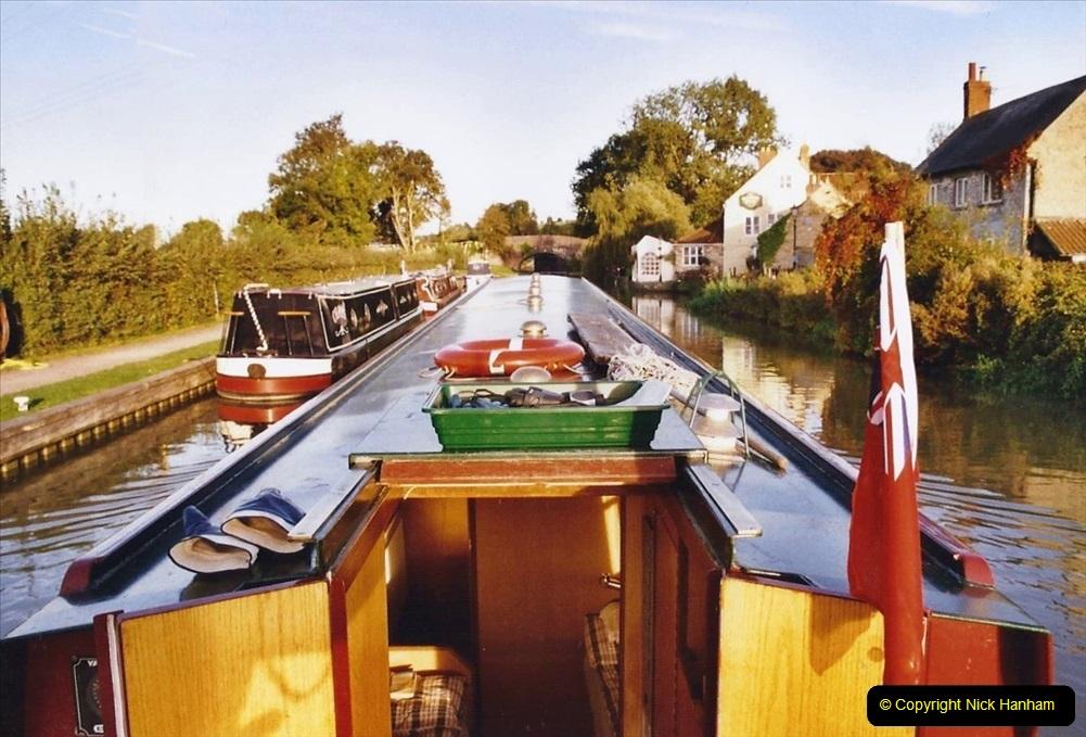 2004 October - Kennet & Avon Canal Holiday (9) Trowbridge - Cane Flight - Bath - Trobridge. 09