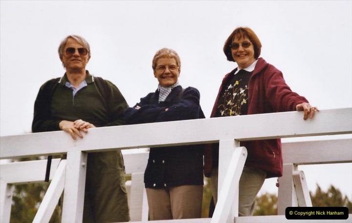 2004 October - Kennet & Avon Canal Holiday (14) Trowbridge - Cane Flight - Bath - Trobridge. 14