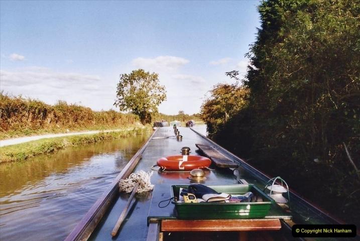 2004 October - Kennet & Avon Canal Holiday (2) Trowbridge - Cane Flight - Bath - Trobridge. 02