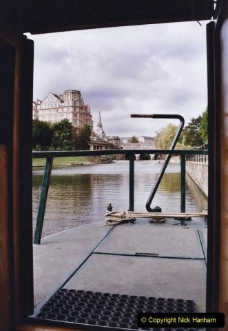 2004 October - Kennet & Avon Canal Holiday (26) Trowbridge - Cane Flight - Bath - Trobridge. 26