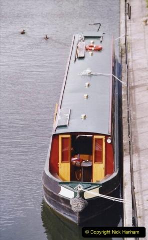 2004 October - Kennet & Avon Canal Holiday (30) Trowbridge - Cane Flight - Bath - Trobridge. 30