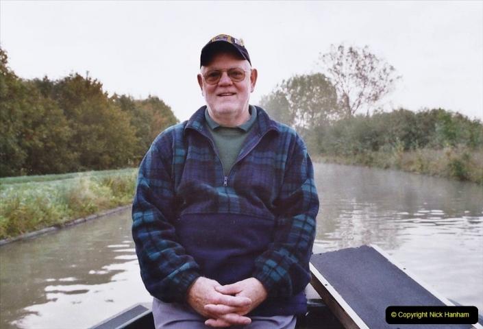 2004 October - Kennet & Avon Canal Holiday (45) Trowbridge - Cane Flight - Bath - Trobridge. 45