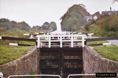 2004 October - Kennet & Avon Canal Holiday (11) Trowbridge - Cane Flight - Bath - Trobridge. 11