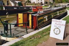 2004 October - Kennet & Avon Canal Holiday (17) Trowbridge - Cane Flight - Bath - Trobridge. 17