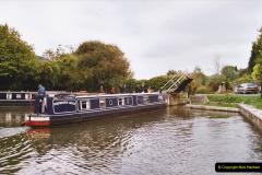 2004 October - Kennet & Avon Canal Holiday (19) Trowbridge - Cane Flight - Bath - Trobridge. 19