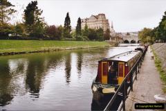 2004 October - Kennet & Avon Canal Holiday (23) Trowbridge - Cane Flight - Bath - Trobridge. 23