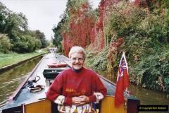 2004 October - Kennet & Avon Canal Holiday (39) Trowbridge - Cane Flight - Bath - Trobridge. 39