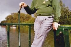 2004 October - Kennet & Avon Canal Holiday (40) Trowbridge - Cane Flight - Bath - Trobridge. 40