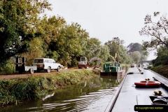 2004 October - Kennet & Avon Canal Holiday (41) Trowbridge - Cane Flight - Bath - Trobridge. 41