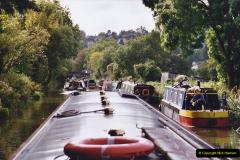 2004 October - Kennet & Avon Canal Holiday (43) Trowbridge - Cane Flight - Bath - Trobridge. 43