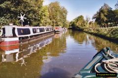 2004 October - Kennet & Avon Canal Holiday (44) Trowbridge - Cane Flight - Bath - Trobridge. 44