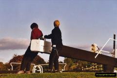 2004 October - Kennet & Avon Canal Holiday (6) Trowbridge - Cane Flight - Bath - Trobridge. 06