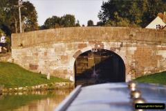 2004 October - Kennet & Avon Canal Holiday (8) Trowbridge - Cane Flight - Bath - Trobridge. 08