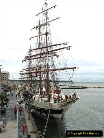 Retrospective Poole St. James & Tall ships. (32)