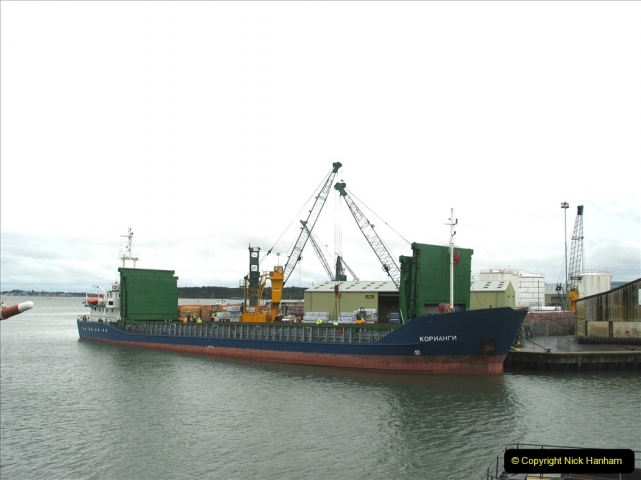 Retrospective Poole St. James & Tall ships. (33)