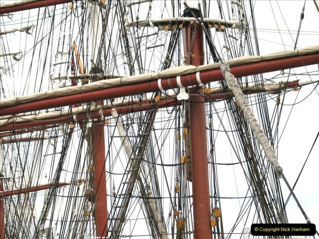 Retrospective Poole St. James & Tall ships. (34)
