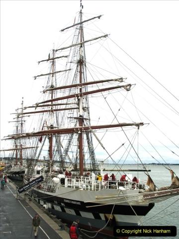 Retrospective Poole St. James & Tall ships. (37)