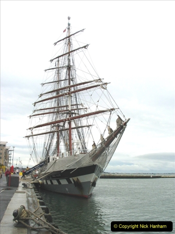 Retrospective Poole St. James & Tall ships. (38)