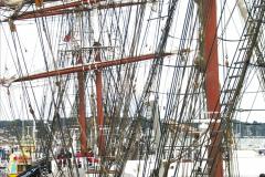 Retrospective Poole St. James & Tall ships. (35)