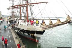 Retrospective Poole St. James & Tall ships. (36)