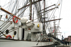 Retrospective Poole St. James & Tall ships. (40)