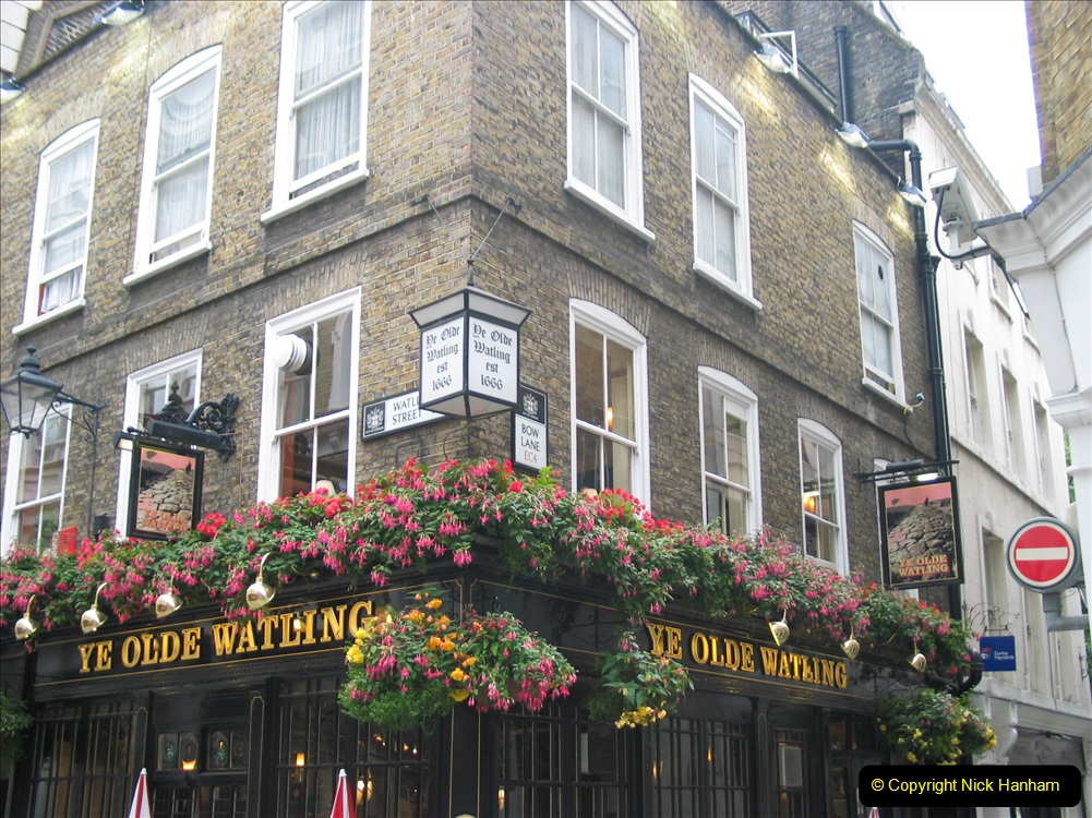 Retrospective 2005 July - London. (52) 52