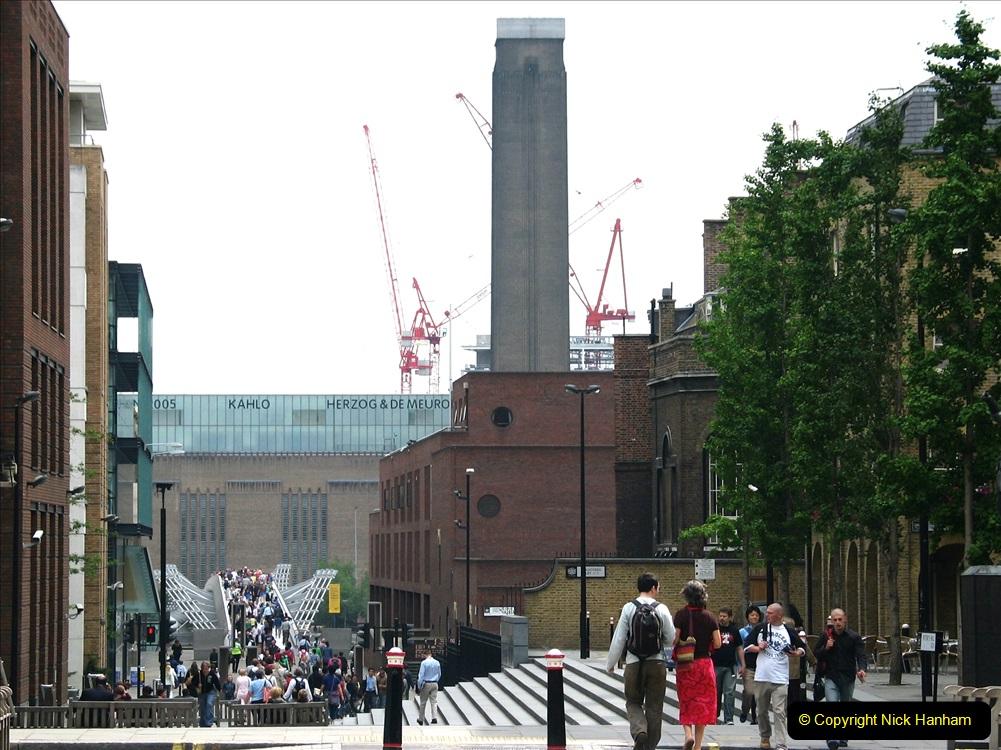 Retrospective 2005 July - London. (55) 55