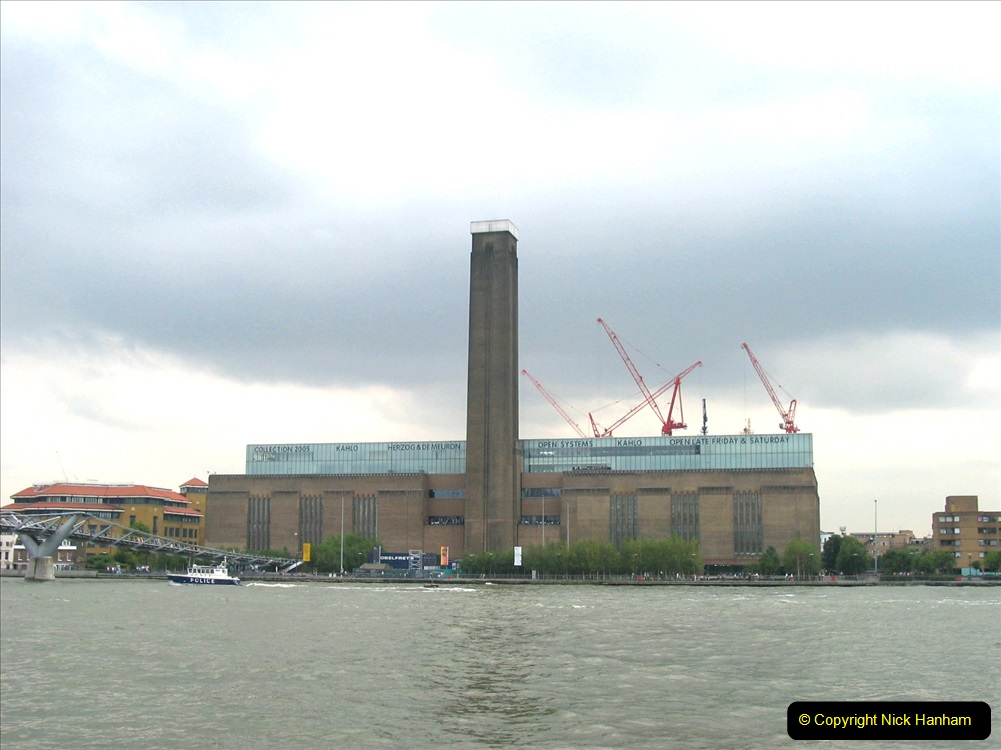 Retrospective 2005 July - London. (59) 59