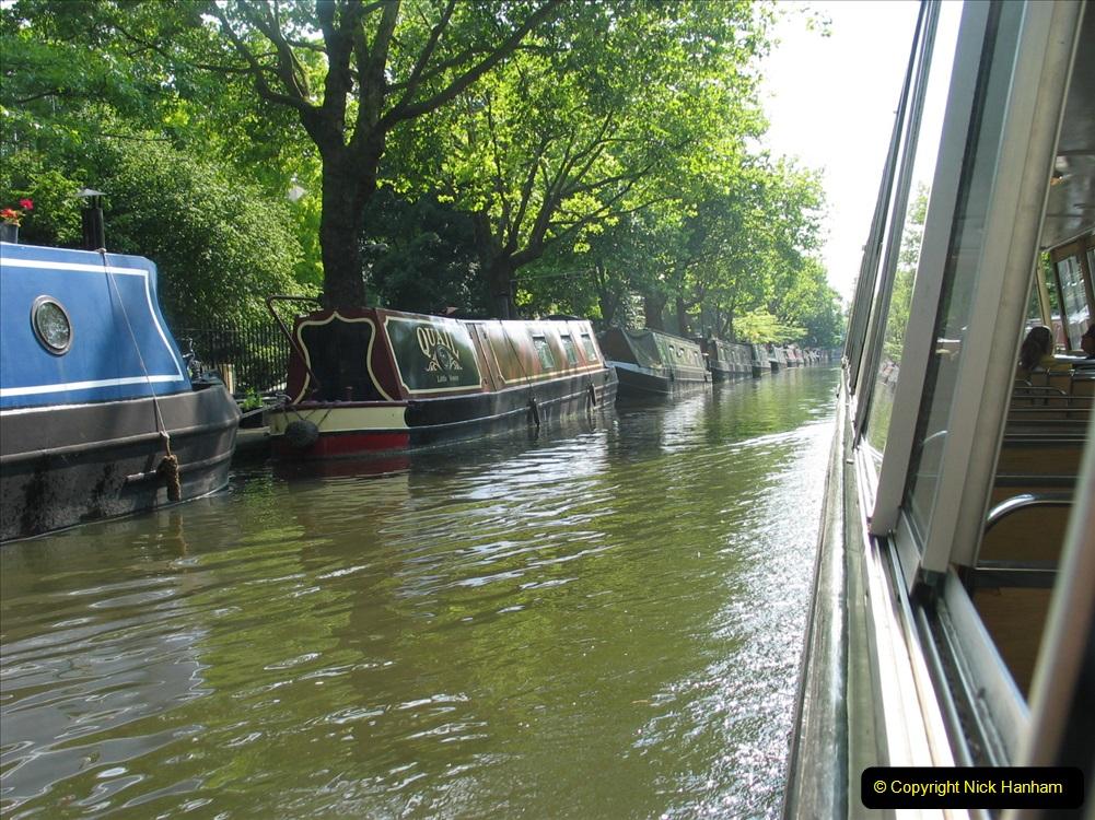 Retrospective 2005 July - London. (8) 08