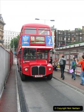 Retrospective 2005 July - LONDON