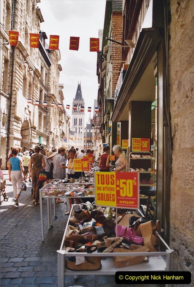 2005 June - Rouen - France. (12)