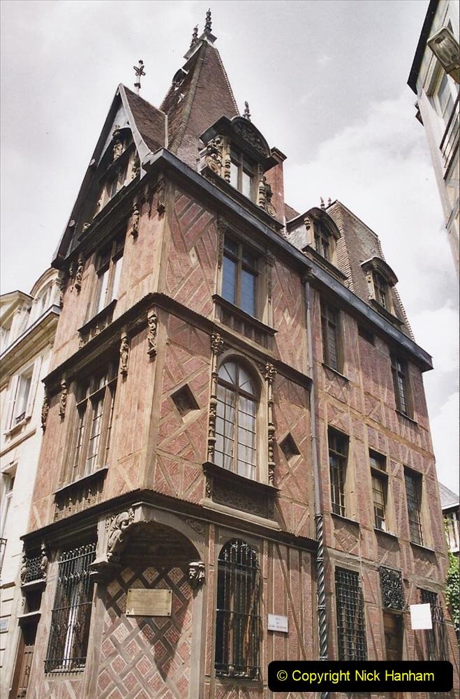 2005 June - Rouen - France. (16)