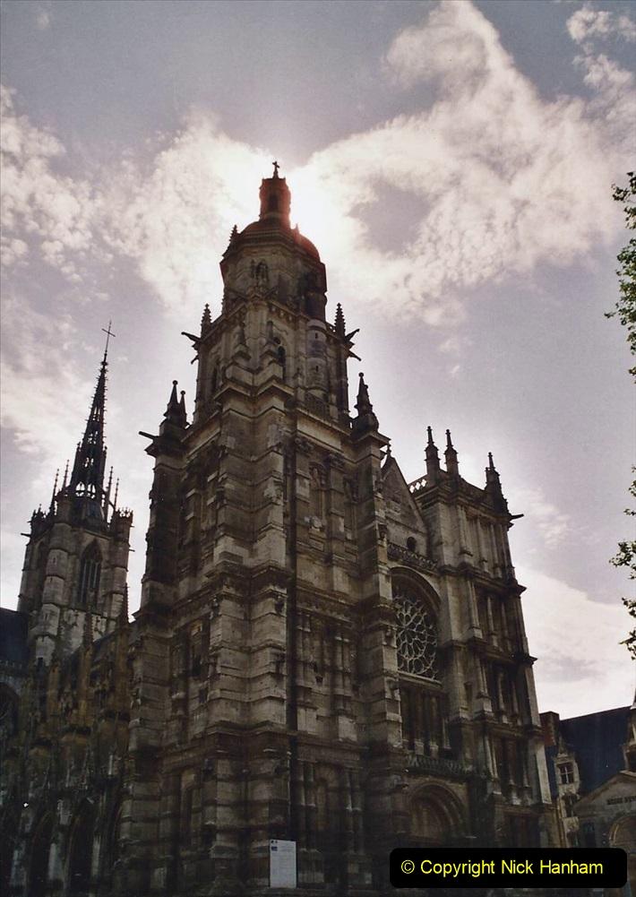 2005 June - Rouen - France. (2)