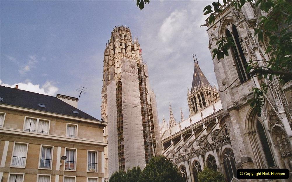 2005 June - Rouen - France. (3)