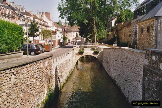 Retrospective 2005 June - Rouen France