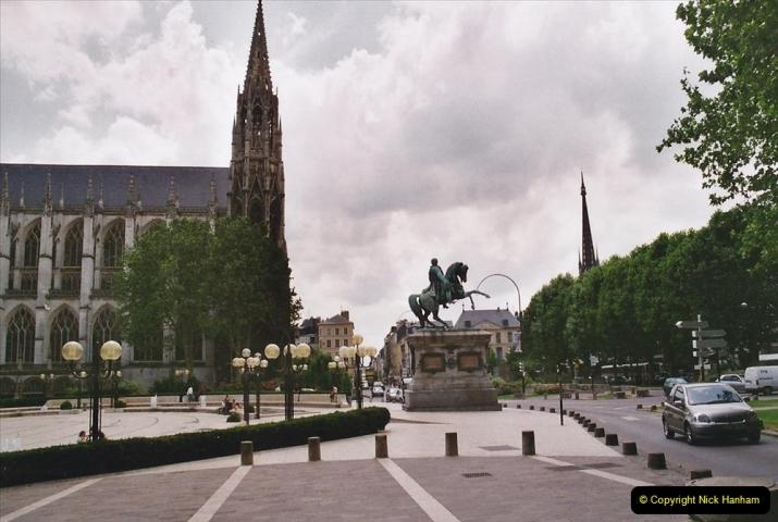 2005 June - Rouen - France. (17)