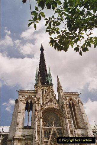 2005 June - Rouen - France. (4)
