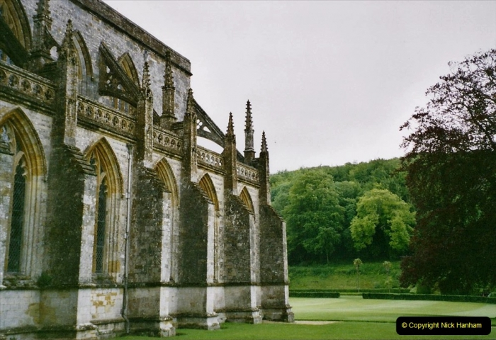 2005 Miscellaneous. (76) Milton Abbey, Dorset.