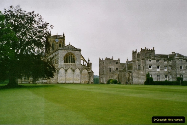 2005 Miscellaneous. (79) Milton Abbey, Dorset.