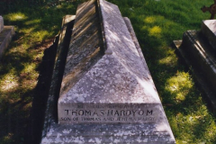 2005 Miscellaneous. (37) Thomas Hardy in Dorset.