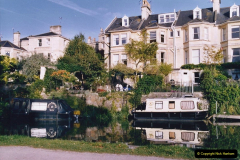 2005 October - A small narrow boat on the Kennet & Avon Canal - Trowbridge to Bath and back to Trowbridge. (35) 35