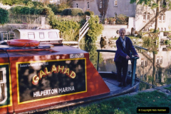 2005 October - A small narrow boat on the Kennet & Avon Canal - Trowbridge to Bath and back to Trowbridge. (37) 37