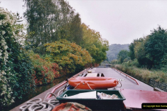 2005 October - A small narrow boat on the Kennet & Avon Canal - Trowbridge to Bath and back to Trowbridge. (38) 38