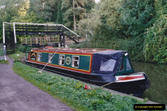 2005 October - A small narrow boat on the Kennet & Avon Canal - Trowbridge to Bath and back to Trowbridge. (41) 41