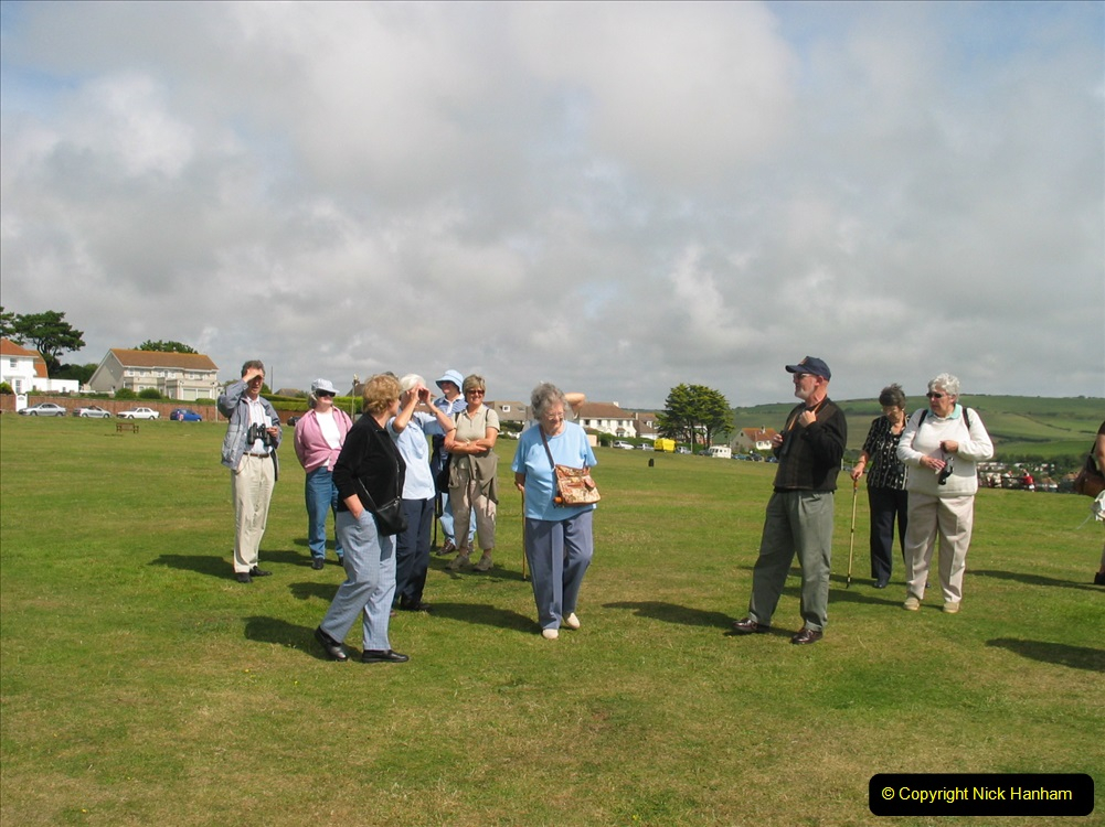Retrospective 2005 September - Weymouth and Lodmore Nature Reserve group visit.  (8)