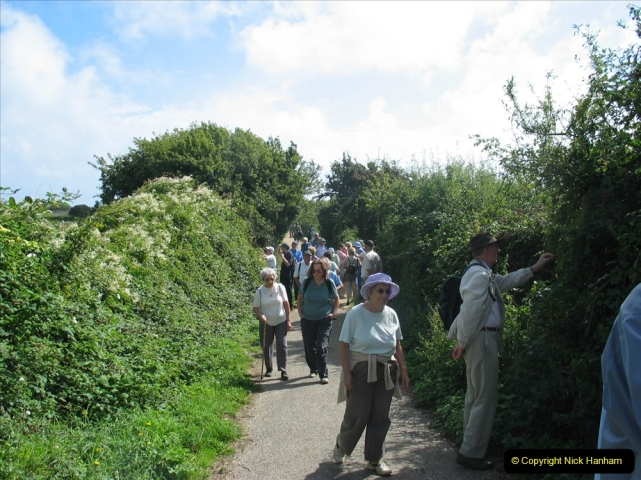 Retrospective 2005 September - Weymouth and Lodmore Nature Reserve group visit.  (10)
