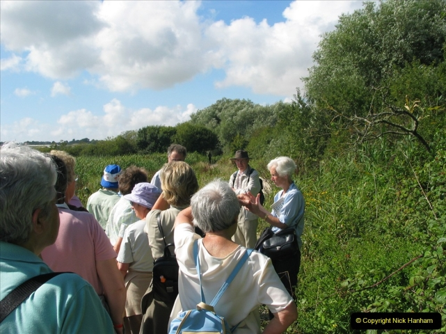 Retrospective 2005 September - Weymouth and Lodmore Nature Reserve group visit.  (17)