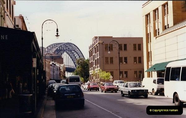 Retrospective Australia Sydney & Ayers Rock (Uluru) February 1996 with your Host & late Mother.   (114) 114