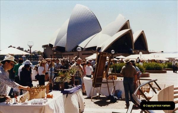 Retrospective Australia Sydney & Ayers Rock (Uluru) February 1996 with your Host & late Mother.   (123) 123