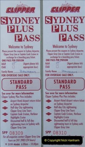 Retrospective Australia Sydney & Ayers Rock (Uluru) February 1996 with your Host & late Mother.   (14) 014